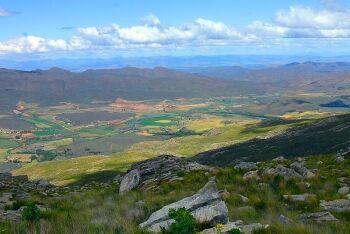 Swartberg Pass, Oudtshoorn, Karoo