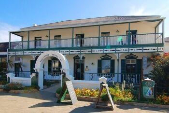 Hotel in Prince Albert, Karoo